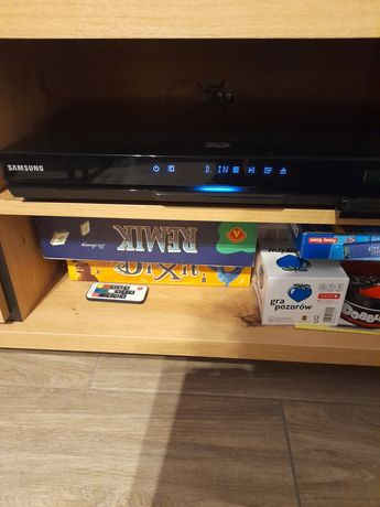 Okazja ! Kino domowe Samsung HT-D5550 wraz z modułem bez przewodowym.