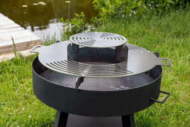 Duży ruszt do paleniska 80cm, grill