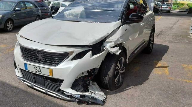 Peugeot 3008 1.6 HDI Gt - Line 2016