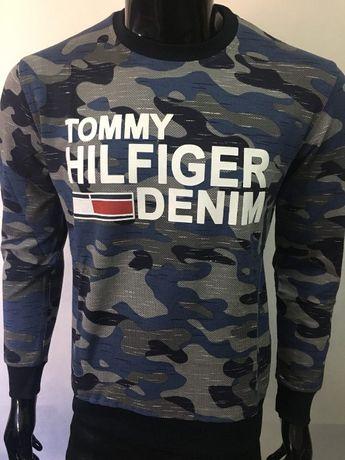 Bluza męska Tommy Hilfiger M-XXL Szara Pobranie w 24H Polecam Okazja