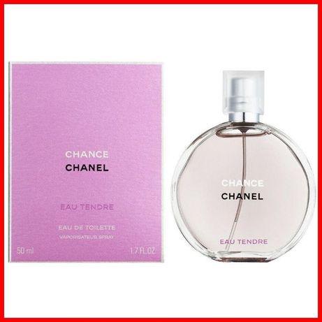 Chanel Chance Tendre (Шанель Шанс). Женский Парфюм Духи Аромат. 1+1=3