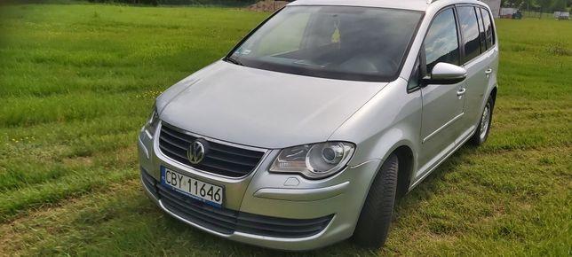 VW Touran 7 osobowy