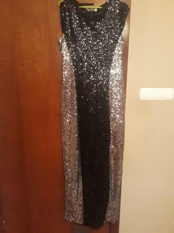 Sukienka 42 Nowa cekiny
