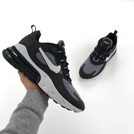 Мужские кроссовки Nike Air Max 270 React Оригинал арт AO4971 001