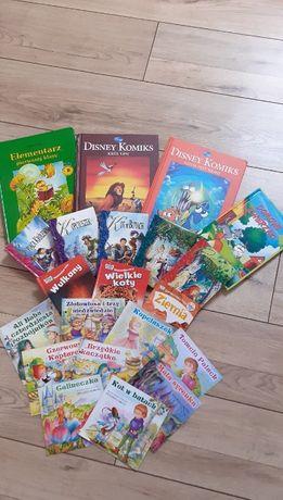 Książki i opowiadania dla dzieci