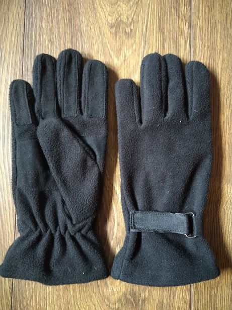 Rękawice zimowe TEXAR BLACK + membrana