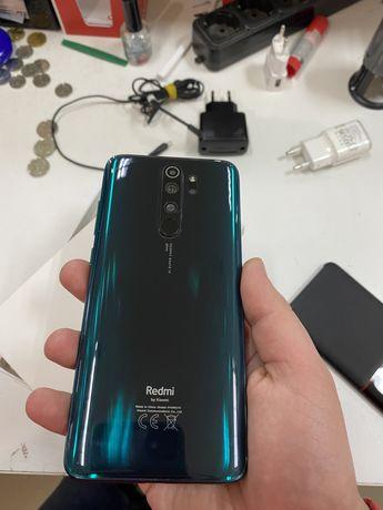 Xiaomi redmi note 8pro 6/64 идеальное состояние+подарки