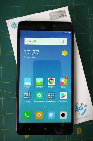 Xiaomi Redmi Note 4X Black 4/64 (MediaTek)
