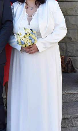 Sukienka ślubna bonprix