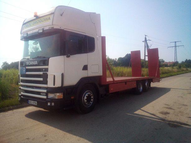 Scania 6x2,pomoc drogowa,poj.specjalny,zamiana