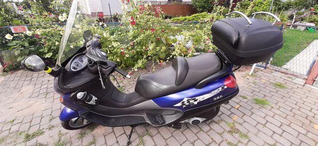 Piaggio x9 skuter