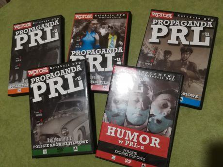 Propaganda PRL-u SERIA płyt DVD Wprost