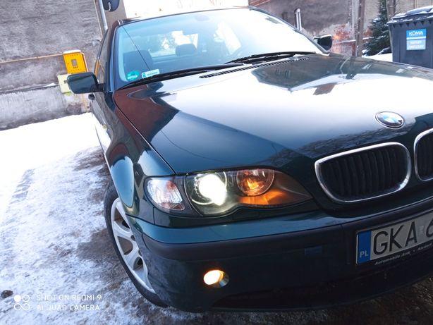 BMW E46 2.0D 150 koni ładny!
