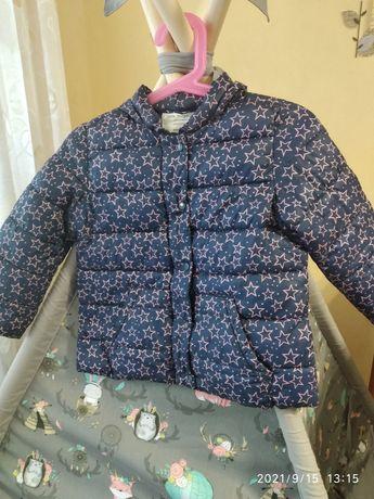 Детская куртка. Zara..