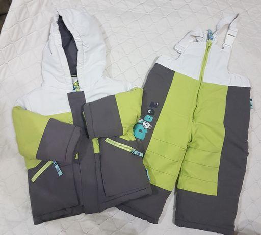 Sprzedam kurtkę i spodnie zimowe firmy Coccodrillo rozm. 80-86