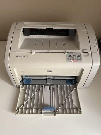 Drukarka HP LaserJet1018- na czesci lub naprawy