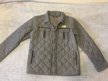 Куртка стеганая, котоновая р152-158