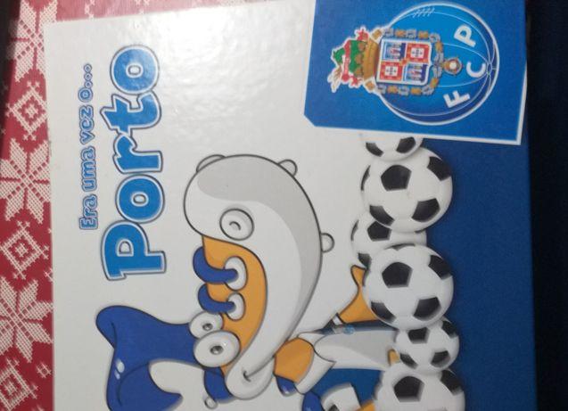 Livro oficial de F.C. Porto