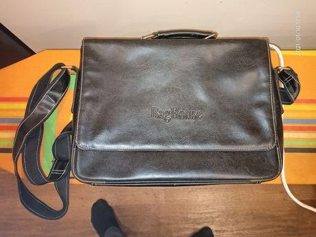 Сумка-портфель для документов,ноутбука