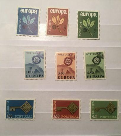 Selos Portugal - Europa CEPT
