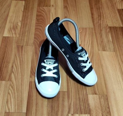 Кеды converse chuck taylor all star ballet lace (24,5 см)
