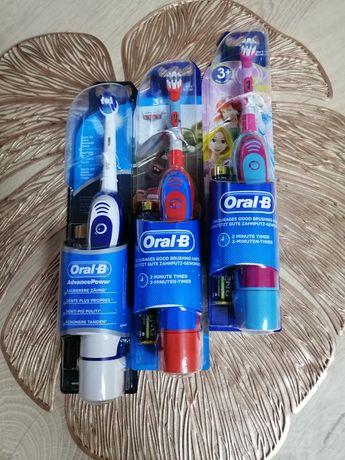 Електрична зубна щітка дитяча доросла Oral-b DB4