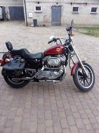 Harley Davidson Sportster zamiana
