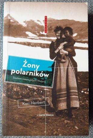 """Żony polarników"" Kari Herbert"