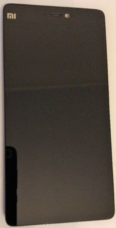 Ramka + LCD Xiaomi 4c Mi4c, ekran, szybka - bez dotyku, digitizera