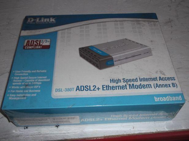 Modem Dlink DSL-380T