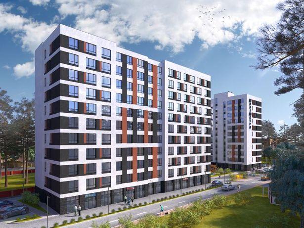 ЖК Новые Метры Centre - 2 комнатная квартира в центре Ирпеня 62,5 м2