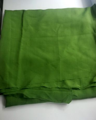 Отрез ткани натуральный шелк 150*150