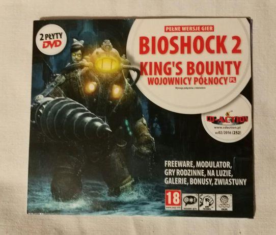 Bioshock 2 Kings Bounty: Wojownicy Północy - gra na PC