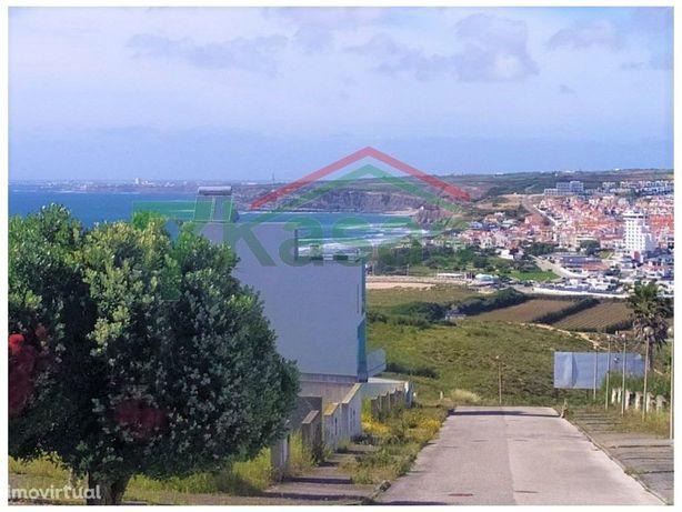 Terreno Urbano com Vista Mar - Areia Branca - Lourinhã