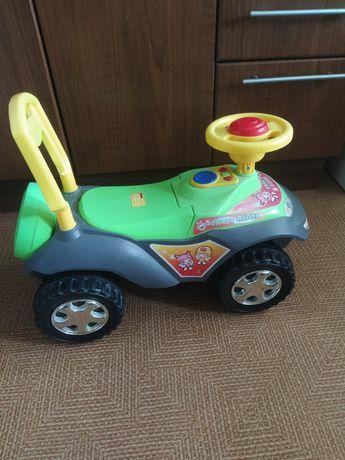 Машинка детская каталка