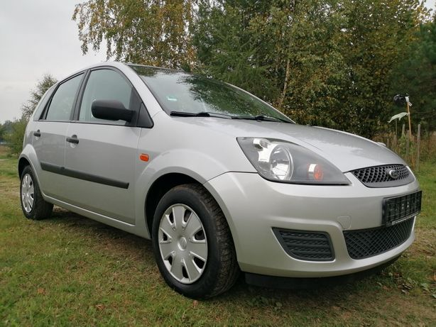 Ford Fiesta 1.4 Benz. Face lifting. 2007