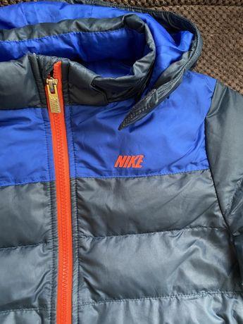 Куртка зима!Nike original 6-7 лет