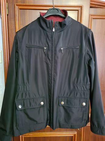 Двух сторонняя куртка жилет