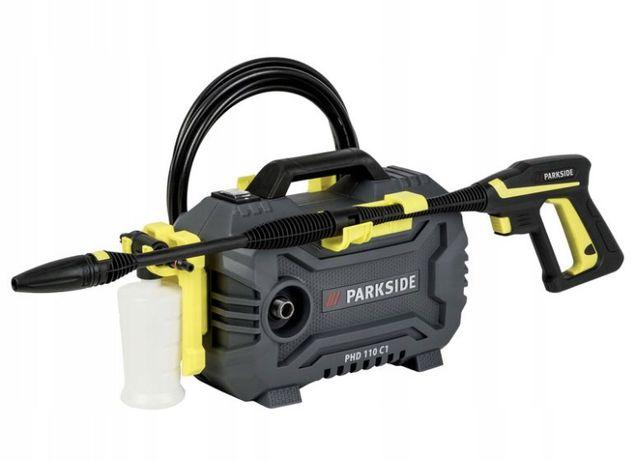 Myjka ciśnieniowa Parkside PHD 110 (Lidl)