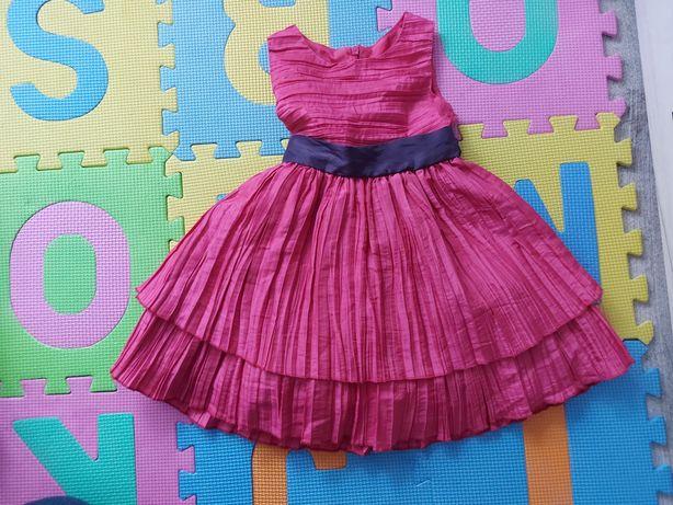 Sukienka wiązana