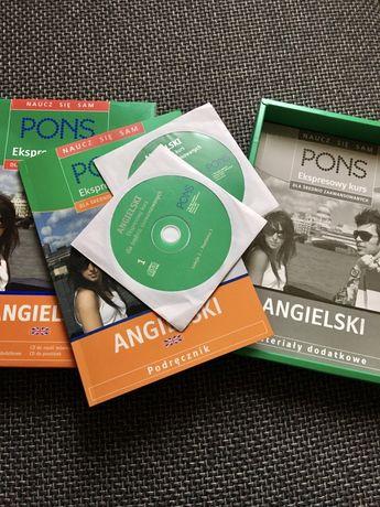 Podrecznik do nauki jezyka angielskiego. Ekspresowy kurs. Ksiazka i CD