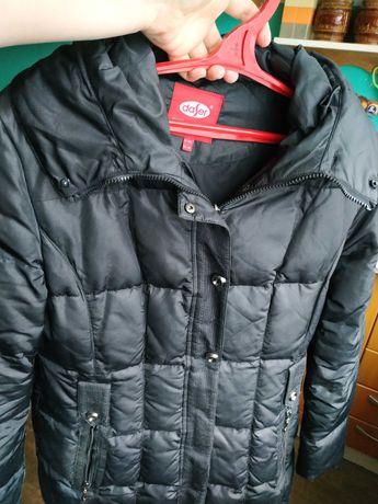 Куртка-пуховик зима 46-48