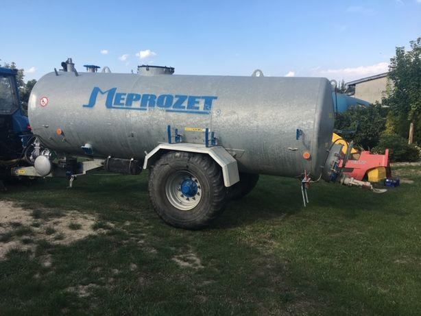 Beczkowóz Meprozet 10000L wóz asenizacyjny beczka stan idealny 2015