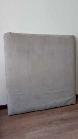Cabeceira de cama de solteiro