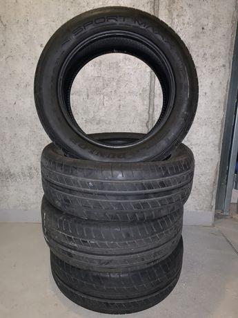Opony Dunlop 205/55 R16 91W Sport Maxx Letnie