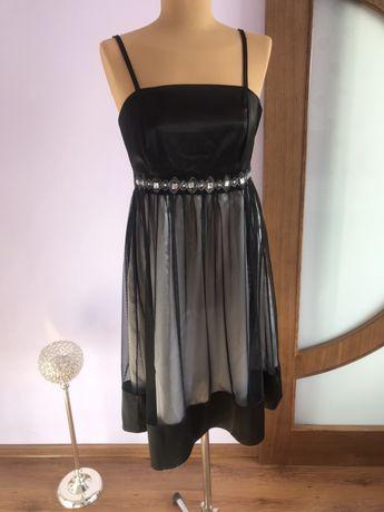 Elegancka sukienka M L