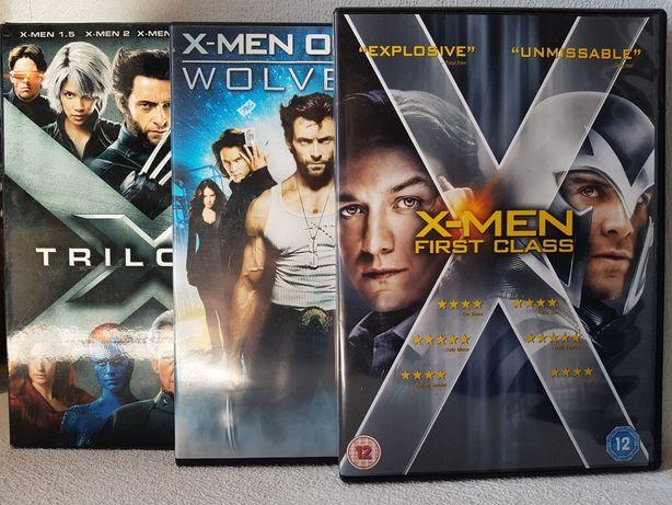 Colecção X - men