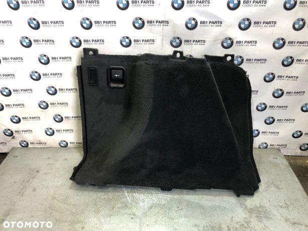 BMW F34 GT TAPICERKA BAGAŻNIKA AKUMULATORA 7325510