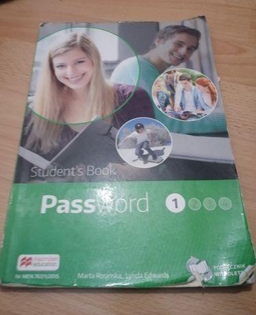 Password 1, podręcznik