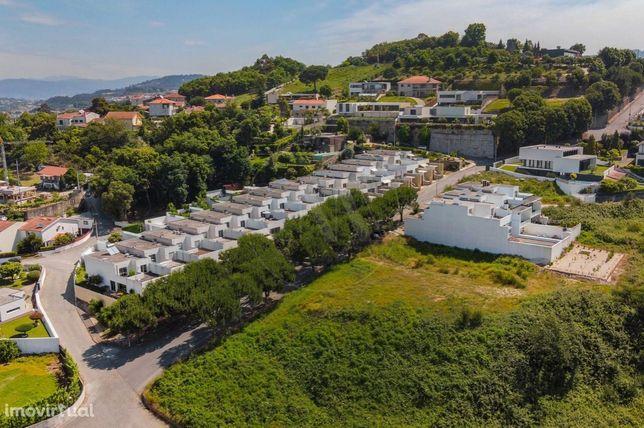 Lote de Terreno p/Construção de Moradia na Qta. da Naia em Braga!